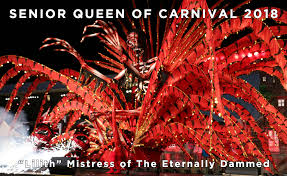 Carnival Queen Costume from Trinidad & Tobago.