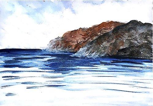 """rocky cliffs"""